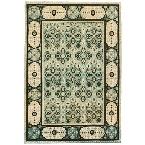 マムルーク デザイン絨毯 C50253