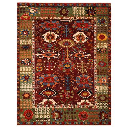 NorthWest Persia クルド絨毯 C50265