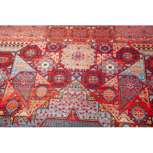 マムルーク デザイン絨毯 C40035