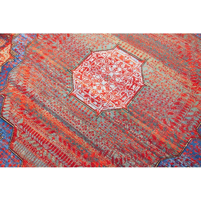マムルーク デザイン絨毯 C40037