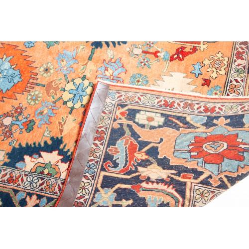 コーカサス カラバフデザイン絨毯 C40066