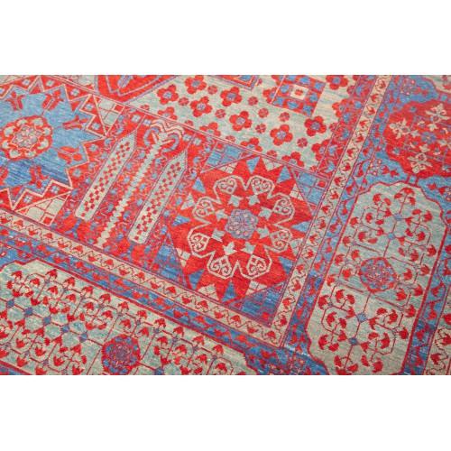 マムルーク デザイン絨毯 C40065