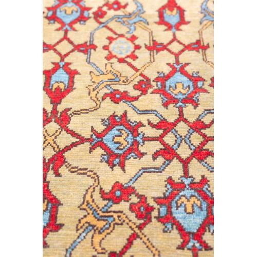マムルーク 絨毯 玄関サイズ C40163