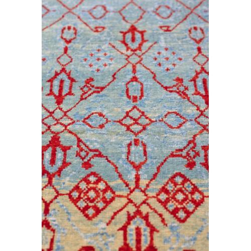 マムルーク 絨毯 玄関サイズ C40138