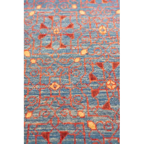 マムルーク デザイン絨毯 玄関サイズ C40087