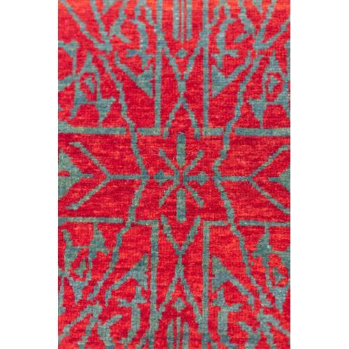 マムルーク 絨毯 玄関サイズ C40143