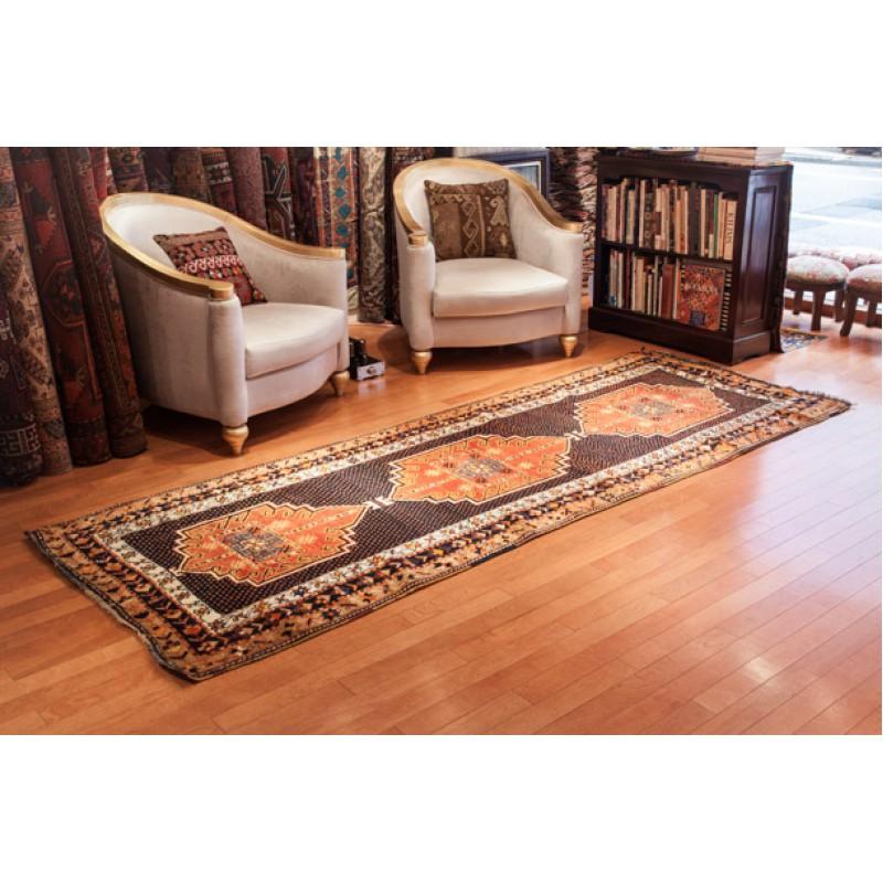 アンティーク アナトリア絨毯 Antique Anatolian Carpet C23001