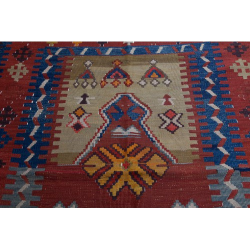 Anatolia Antique Kilim K28130