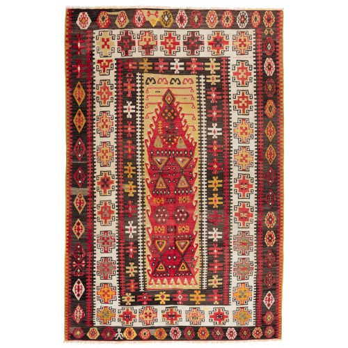 Gomurgen Antique Kilim K28138