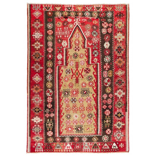 Gomurgen Antique Kilim K28142
