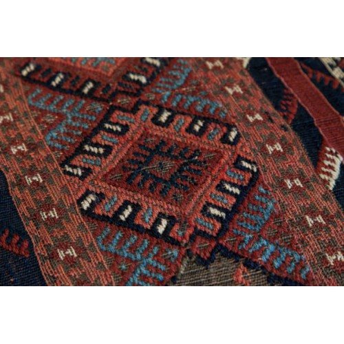 Herki Antique Kilim K23470